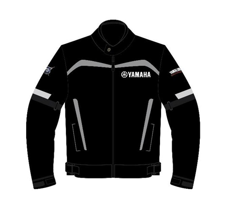 Yamaha Riding Jacket (Black)